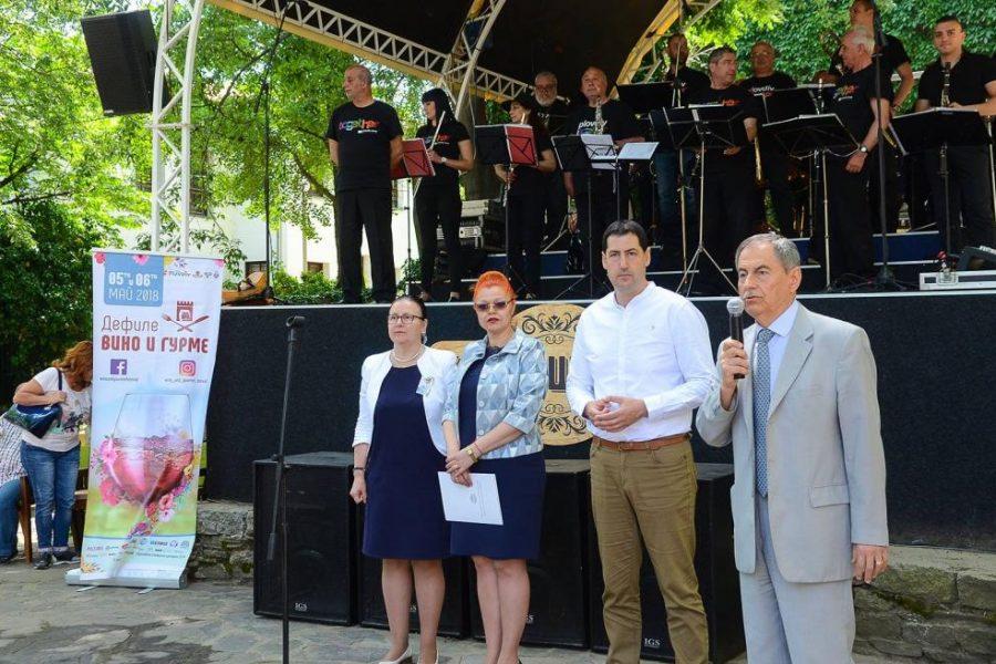 """Над 1000 нови посетители на тазгодишното """"Вино и гурме"""""""